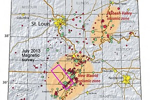 New Study Shakes Up Science On Midwest Quake Zone