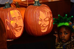 Thursday Political Mix: For Obama, Halloween Comes Everyday