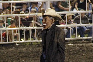 'Nothing Racist' Implied In 'Obama' Act, Says Rodeo Clown