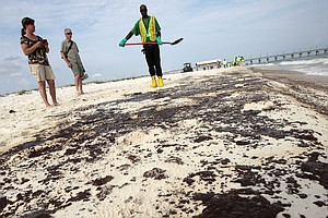 Gulf Coast States Get Creative With BP Oil Spill Money