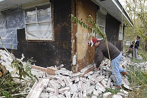 A Sharp Rise In Earthquakes Puts Oklahomans On Edge