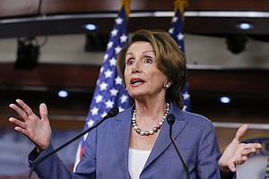 Pelosi: Let's Spend Our Energy Making Obamacare Work