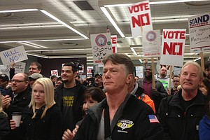 Boeing Machinists' Plight Marks Changing Times For Labor