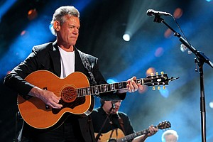 Country Star Randy Travis In Critical Condition After Stroke