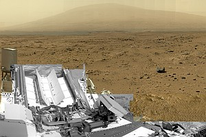 Thousands Of Miles From Shutdown, Mars Rovers Keep Working