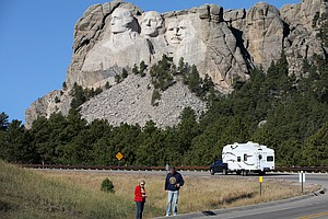 Grand Canyon And Other National Parks Reopen, On States' ...