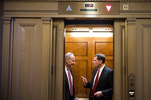 Sequester Emerges Anew In Senate Shutdown Debate