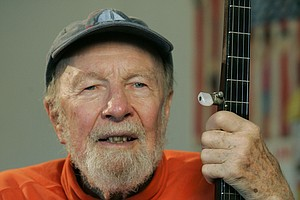 Pete Seeger Dies; Folk Music Icon And Activist Was 94