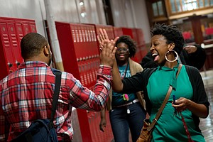 Charter Schools In Philadelphia: Educating Without A Blue...
