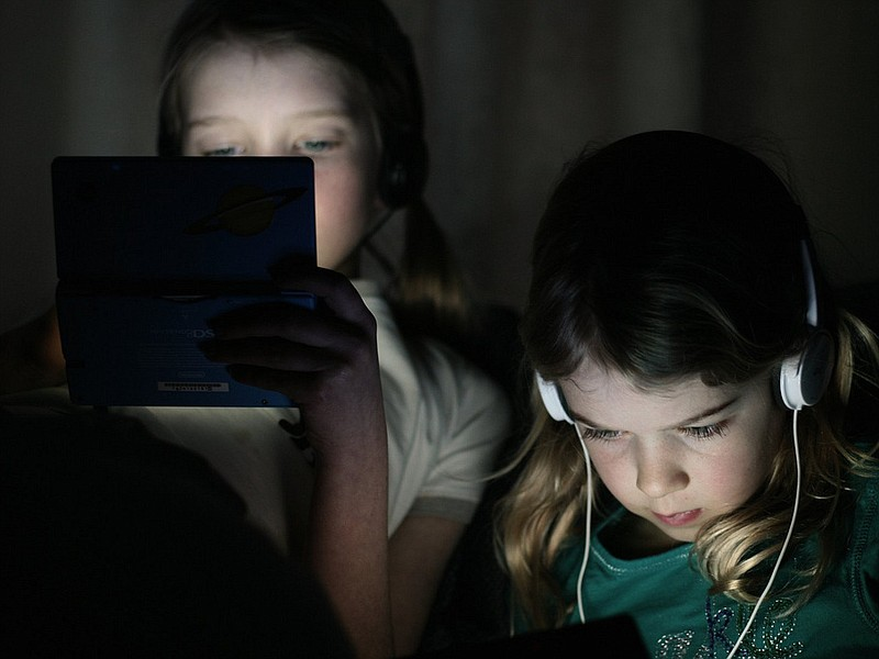 Among families with children age 8 and under, ownership of tablet devices has...