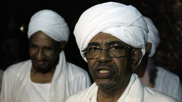 Sudan's President Omar al-Bashir, shown here on Aug. 27, has applied for a visa to come to the annual United Nations General Assembly next week. However, the International Criminal Court has indicted Bashir on genocide charges and the U.S. has not yet said whether he will be allowed in the country.