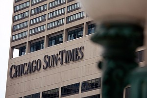 'Chicago Sun-Times' Fires Its Photographers
