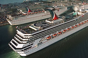 Cruise Ship Drifts In Gulf Of Mexico, Will Be Towed To Port