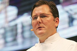 Charlie Trotter, Famous Chicago Chef, Has Died At 54