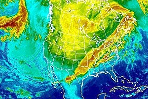 Major Snow, Ice Storm Predicted For Several States Going ...
