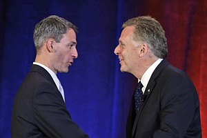Virginia Governor's Race: Negative And Getting More So