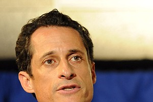Anthony Weiner Jumps Into Race To Be NYC Mayor