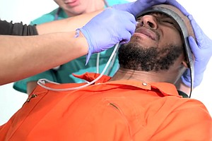 Why Doctors Oppose Force-Feeding Guantanamo Hunger Strikers