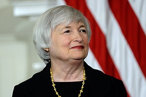 After Overcoming Early Obstacles, Yellen Assumes Fed's Top Job