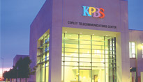 Image of KPBS building