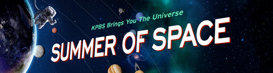 Summer of Space Banner