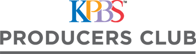 KPBS Producers Club banner
