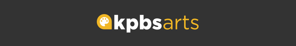 KPBS arts banner graphic