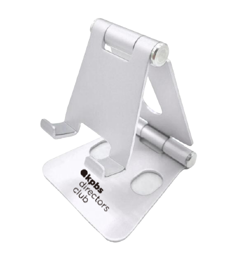 Donate now and receive a Directors Club Desktop Device Stand