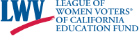 League of Women Voters of California Logo