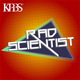 Rad Scientist logo