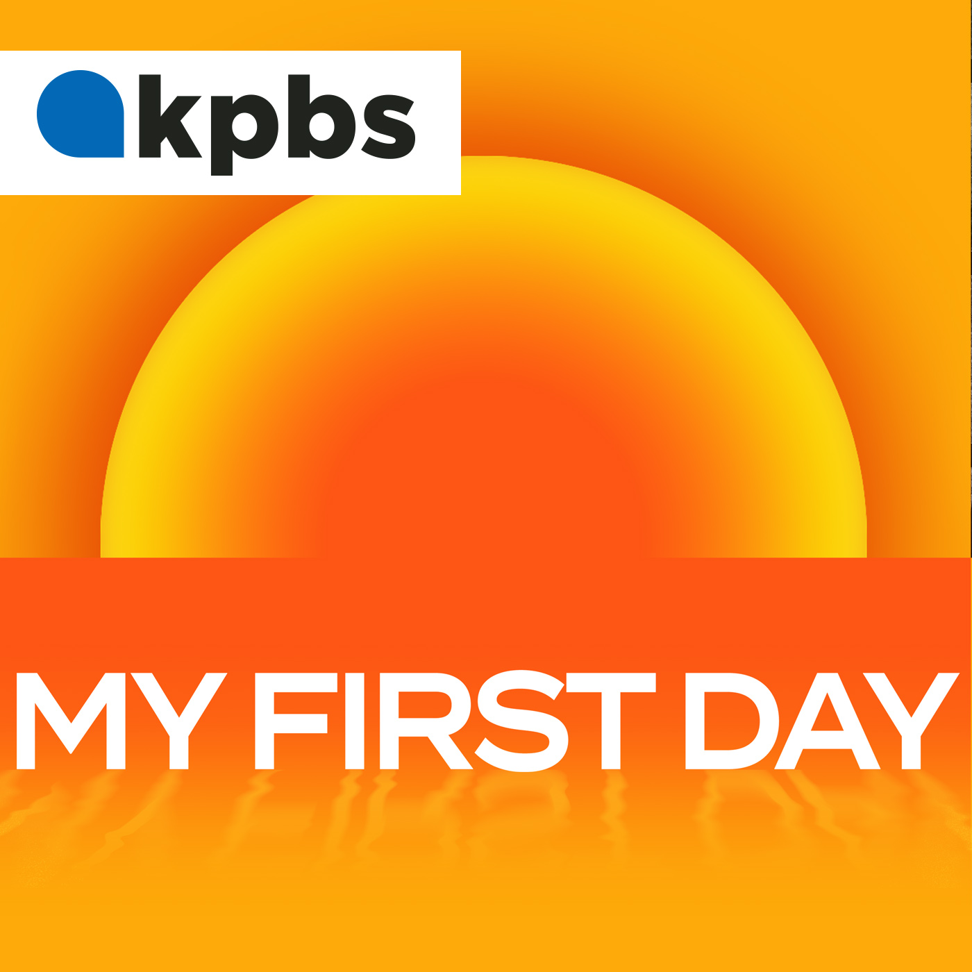 My First Day logo