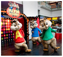 Alvin and the Chipmunks - Live | KPBS