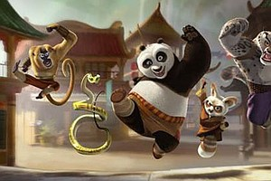 Teen Critic Says Kung Fu Panda is a Good Time for All
