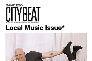 Cover of CityBeat's Local Music Issue Is Hilarious