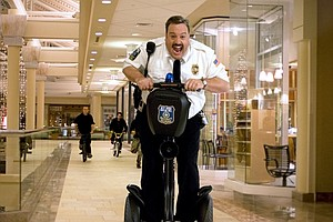 Teen Critic Recommends Spending Time With Mall Cop