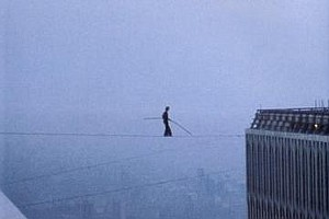 Man on Wire Tells Story of A Walk in the Sky